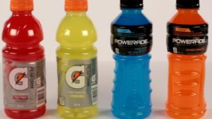 The Real Value of Sports Drinks . . . And Which Ones Are the Best
