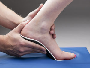 Foot as the Foundation of the Body