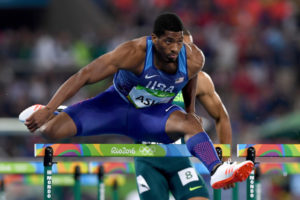 Jamming Workout for the 100/110m Hurdler